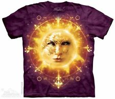 Sun Face T-Shirt from The Mountain - Adult S-5X