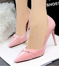 Sexy Women Lady Pointed Toe Stiletto Hollow High Heel Shoe Pump Sandal 6colors