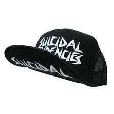 SUICIDAL TENDENCIES *Official* OG Logo Print Flip Up Hat Cap Multiple Colors