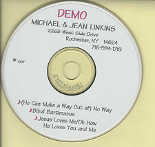 MICHAEL & JEAN LINKINS / ROCHESTER, NY / DEMO WITH FOUR SONGS