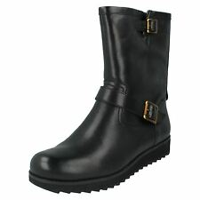 Ladies Clarks Ankle Boots The Style - Minx Trish