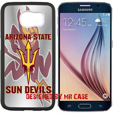 NCAA Arizona State Sun Devils Samsung Galaxy S3 S4 S5 S6 S6 Edge Phone Case