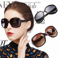 Retro Women's Men's Eyewear Fashion Sunglasses Oversized Shades Classic Glass JL