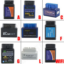 ELM327 V1.5 OBD2 CAN-BUS Bluetooth or WIFI Car Auto Diagnostic Interface Scanner