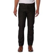 Ralph Lauren - Denim & Supply Mens Slim Fit Black Rinse Jean