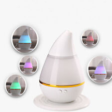 LED Ultrasonic Home Aroma Humidifier Air Diffuser Purifier Lonizer Atomizer USB