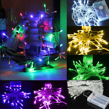 2M/3M/4M/10M Twinkling Fairy String Lights Christmas Wedding Party Holiday Decor