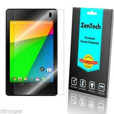 3X ZenTech Clear Screen Protector Guard Shield - Google Nexus 7 [1st & 2nd Gen]