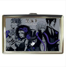 NEW Cigarette Business Card Holder Black Butler Kuroshitsuji anime manga *rare