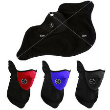 Winter Half Face Neck Warmer Mask Sports Mask Snood Bike Ski Motorcycle Neoprene