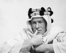 PETER O'TOOLE LAWRENCE OF ARABIA B&W PHOTO OR POSTER