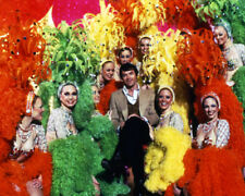 ROBERT URICH VEGA$ VEGAS TV SHOW POSING WITH SHOWGIRLS PHOTO OR POSTER