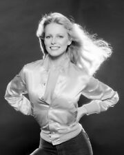 CHERYL LADD BACKLIT SEXY PIN UP REVEALIG OUTFIT PHOTO OR POSTER