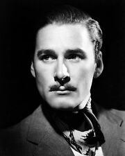 ERROL FLYNN CLASSIC MOODY HANDSOME YOUNG STUDIO PORTRAIT PHOTO OR POSTER