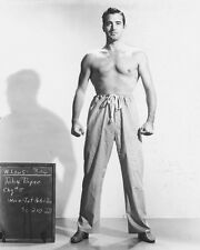 JOHN PAYNE HUNKY BARE CHESTED PHOTO OR POSTER