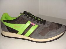 *** Gola Made in England Flyer Men's Trainer Running Shoes *** Size 9 U.S.