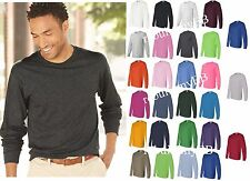 Fruit of the Loom - Heavy Cotton Long Sleeve T-Shirt - 4930R New S-3XL