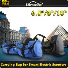 "6.5""/ 8"" /10"" Carry Bag For Smart Self Balance 2 Wheel Electric Scooter Backpack"