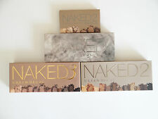 Urban Decay Naked Palette 1, 2, 3, Smoky, Basics 2 NIB You Choose