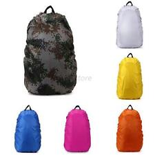 Backpack with bag Camping Hiking Travel RUCKSACK RAIN COVER & GIFT  U83