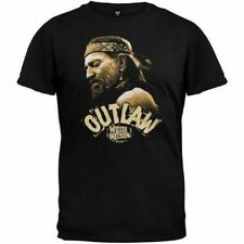 """Willie Nelson """"Outlaw"""" T-Shirt - FREE SHIPPING - Small Only"""