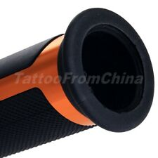 """Universal Motorcycle 7/8""""  Aluminum Rubber Gel Hand Grips For Yamaha MT-07/FZ-7"""