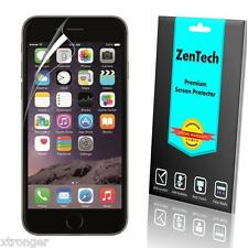 ZenTech Bubble free Anti Shock Screen Protector for iPhone 6S 6 5S 5C 5 4S