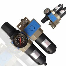 Air Control Unit Filter Regulator and Lubricator Water Trap for Compressor UFR/L