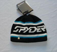 NWT Spyder Men's Upslope Fleece Winter Hat Beanie skull Cap OS 147410