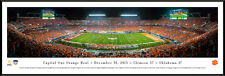 Clemson Tigers 2015 Orange Bowl Panoramic Photo Sun Life Stadium NEW