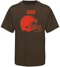 Cleveland Browns NFL Majestic Skill In Motion Mens Brown Shirt Big & Tall Sizes