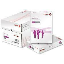 A4 Xerox Performer Paper 80gsm (A4 210mm x 297mm) 500-100000 Sheets