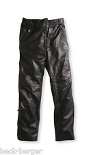 DUCATI Smart Leather Trousers Jeans Pants - perfect for DIAVEL