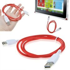 "Charger Cable for Nabi Fuhu Nabi DreamTab DMTab Touch Screen HD 8"" XD Jr Tablet"