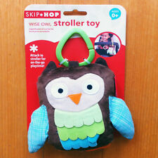 Skip Hop Wise Owl Stroller Toy RRP $19.95 each Great Gift for Baby