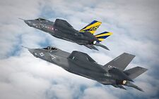 Jets F 35 military Poster 24