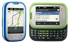 Pantech Pursuit P9020 GSM Phone  QWERTY Keyboard, GPS Blue or Green