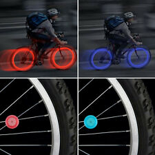 LED Light Lamp for Bike Bicycle Spoke Wheel Night Safety Warning Cycling Tire QT