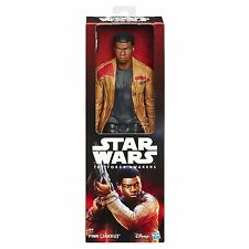 "Star Wars Episode 7 TFA Finn Jakku Figure 12"" Hasbro"