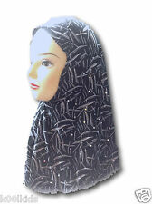 SLIP ON HIJAB,HEAD SCARF,NO PINS NEEDED, CHILDRENS YOUNGER GIRL HIJAB 1-HJB