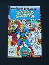 Silver Surfer Annual Vol.3  #1 VF/NM 1988  High Grade Marvel Comic