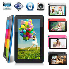 "9"" inch Google Android 4.4 KitKat Quad Core Tablet PC A33 8GB Dual Camera Wi-Fi"