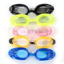 Kids Child Stretchy Adjustable Swimming Goggles Anti-fog Waterproof Glasses HOT