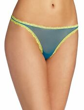X384 Cosabella NEW CELIP03ZL Celine Print Mesh Lace Low Rise Thong Made In Italy