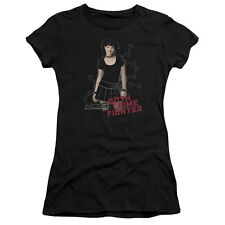 "NCIS ""Goth Crime Fighter"" Women's Adult & Junior Tee or Tank"