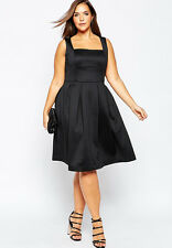 New Women Lady Formal Show Thin Plus Evening Cocktail Party dress