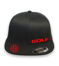 VW GOLF R32 Volkswagen Flex Fit HAT CURVED or FLAT BILL *FREE SHIPPING*#265(C)S
