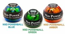 NSD POWERBALL POCKET GYM SNOWBOARDING CHAMPION GYRO BALL GYROSCOPE