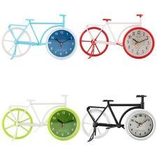 Big Bike Bicycle Model Alarm Clock Home Desk Decor Student Friends Gift Art IM