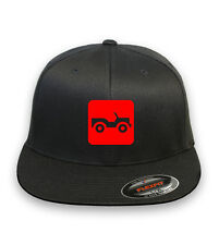 JEEP Wrangler Flex Fit HAT CURVED or FLAT BILL ***FREE SHIPPING*** #267(B)C
